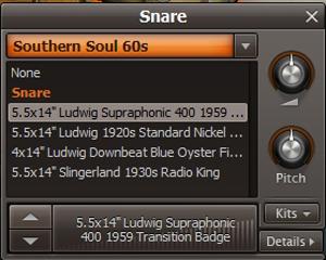 06Kitpiece-Auswahl-Snare(60sKit)