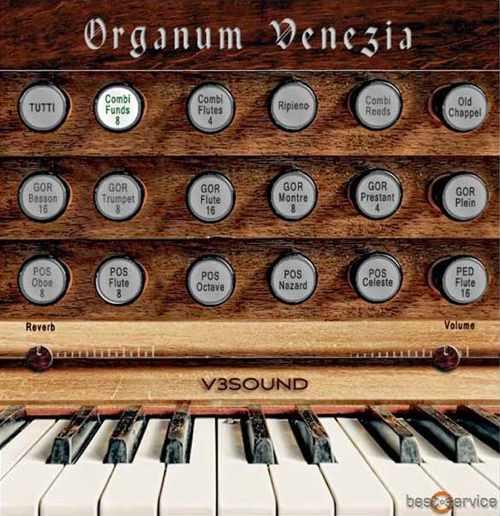 Recording Best Service Organum Venezia