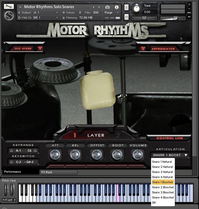 Motor Rhythms Bild 16