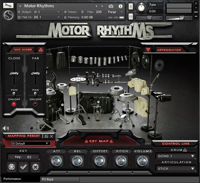 Motor Rhythms Bild 6